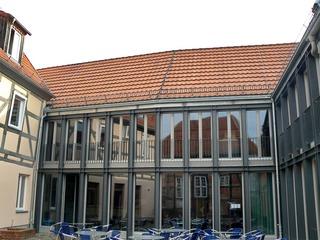 Synagoge in Röbel