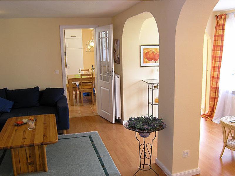 Gartenhaus - Ferienwohnungen Plückhahn