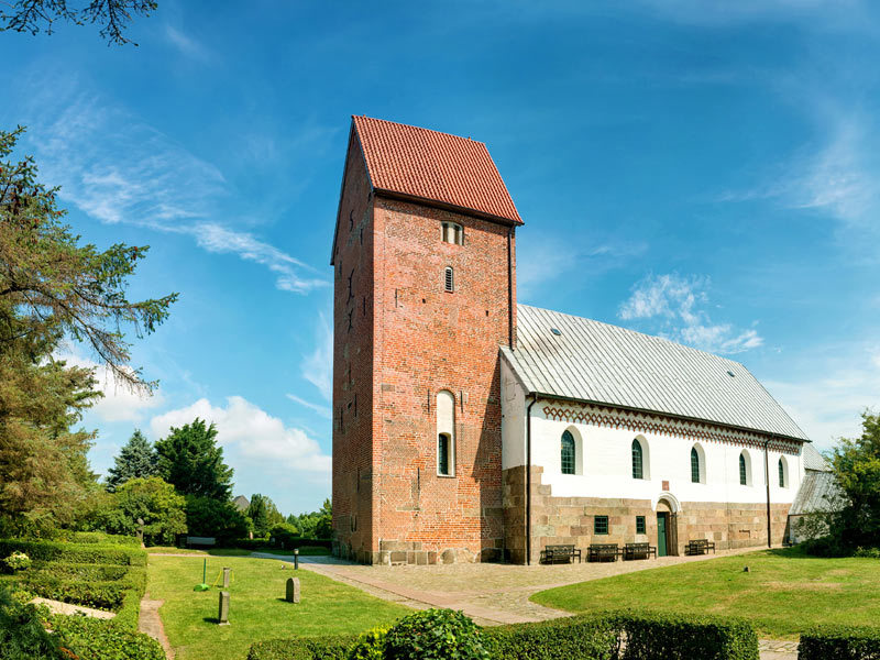 Kirche Sankt Severin Keitum