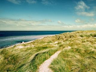 Strand Ellenbogen