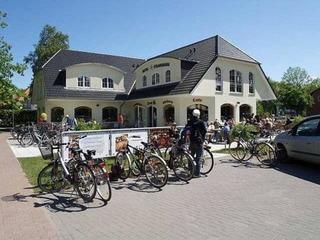 Hotel Strandburg Prerow