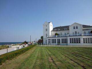 Haus Bischofsstab - Ferienwohnung am Meer