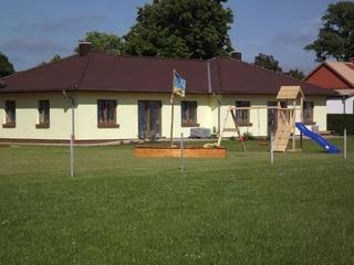 Ferienhaus bei Familie Gau in Schaprode (Ortsteil Poggenhof)