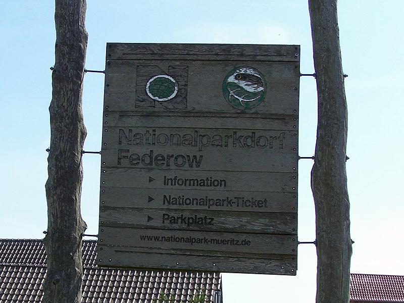 Nationalparkdorf Federow