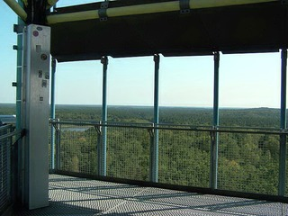 Aussichtsturm auf dem Käflingsberg