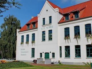 Alte Schule - Bibliothek, Schaudruckerei & Heimatstube