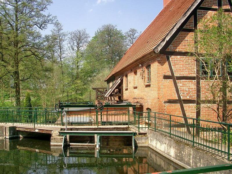 Wassermühle Kuchelmiß