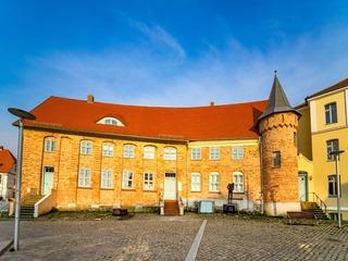 Krummes Haus und Heimatmuseum