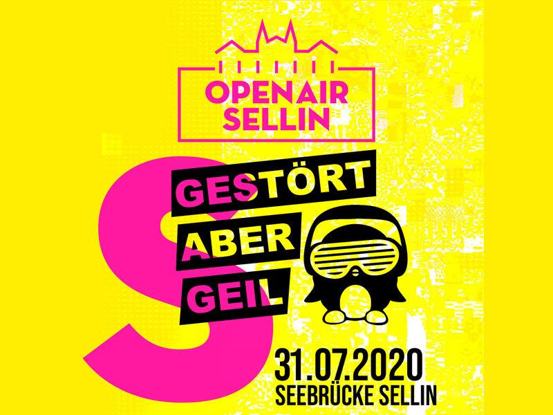 Gestört aber Geil  - 31.Juli, Selliner Sommer Open Air 2020