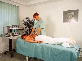Physiotherapie im Hotel Garni Esplanade