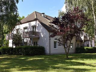 Ferienwohnungen in der Parkresidenz Dierhagen