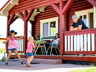 Ferienhäuser & Mobilheime im Ferienpark Zierow (Ostsee)