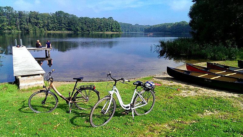 Fahrradverleih WANDERER - Kanu, Rad & Reisen