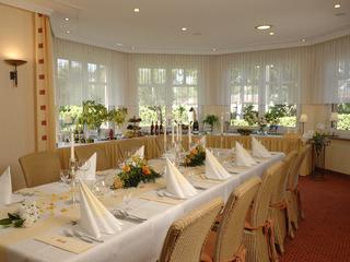 Gaststätte im Ferienpark Heidenholz