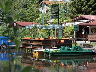 """Bootsverleih auf dem Campingplatz  """"Am Wiesengrund"""""""