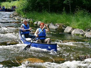 Kanu- & Bootsverleih - Kanu-Feriencamp Weitendorf
