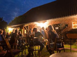 Garten- & Scheunencafé - Café Scheune
