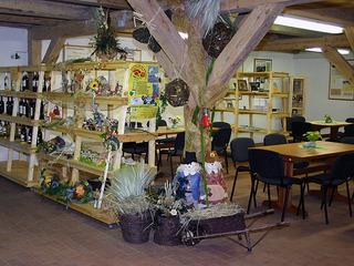 Gutsmarkt & Café im Thünen-Museum Tellow