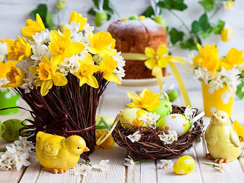Ostern genießen