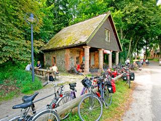 Radfahren in der Mecklenburgischen Seenplatte