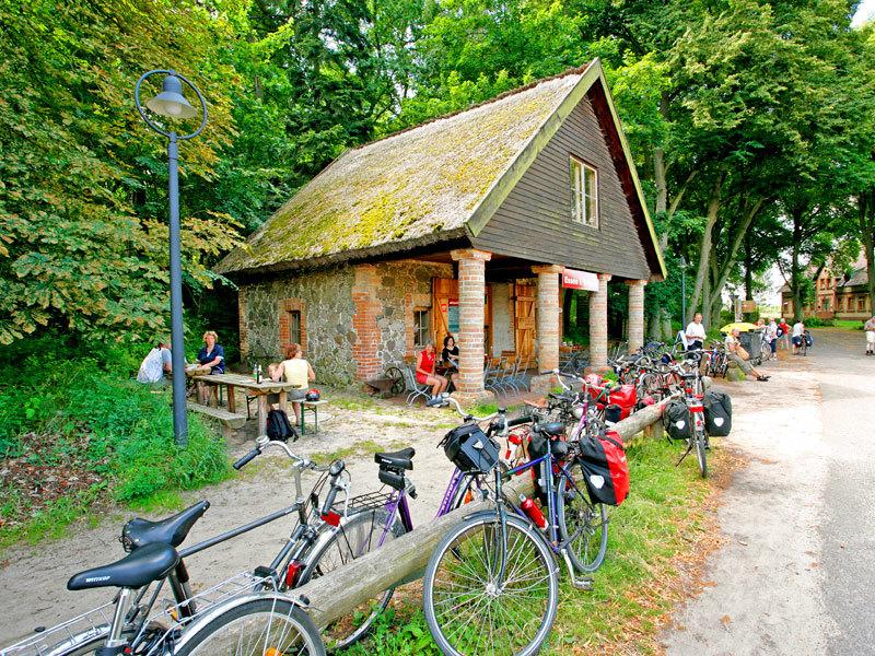 Radfahren in der Meckl. Seenplatte