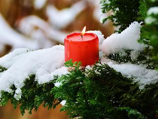 Weihnachtsarrangement Hotel Johannesruh
