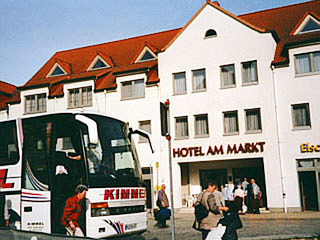 Angebot für Busgruppen