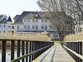 Urlaub im Strandhotel