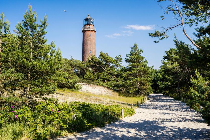 Leuchtturm Darßer Ort | © marcus_hofmann - stock.adobe.com
