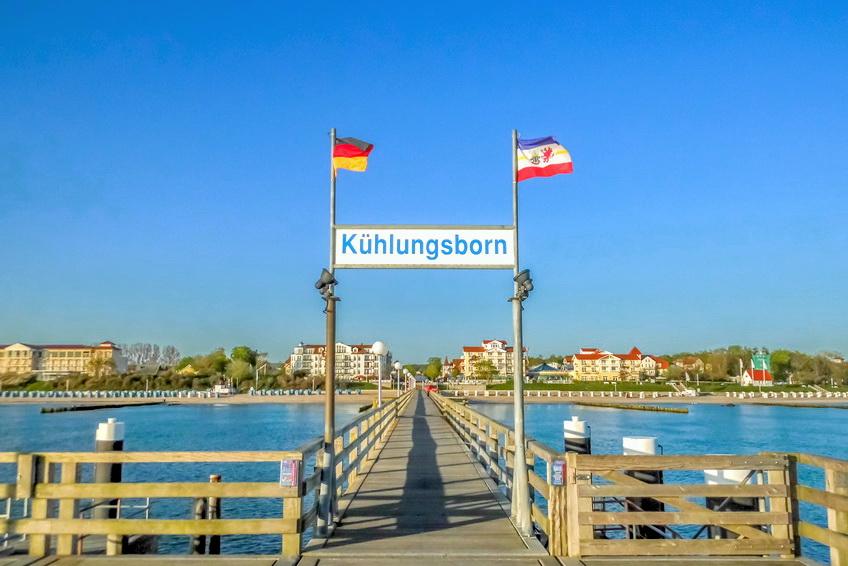 Seebrücke in Kühlungsborn